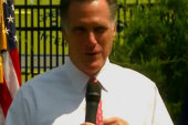 Mitt Romney's tax mistake