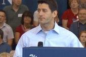 Ryan overlooks own $20 million stimulus...