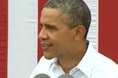 Obama hits back on Medicare