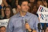 Ryan attacked stimulus despite requesting...