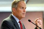 Akin stays as GOP, Romney freak out