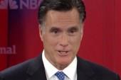 Bashir: Remember, Mr. Romney, 'pride comes...