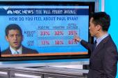 Ryan's no Palin in the polls