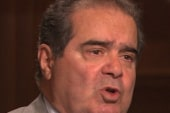 Scalia reveals personal insights