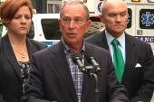 Bloomberg, Kelly detail NYC shooting...