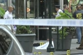 Gunman, victim dead; 9 injured in NYC...