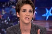 Maddow on Christie's speech: 'An act of...