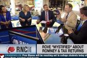 Political panel: Tax return criticism