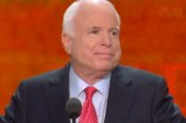 McCain, Rice, GOP delegates get their war on
