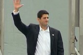 Bashir: Is Ryan the fastest candidate ever?