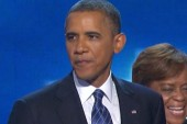 Obama turns tables, makes asset of incumbency