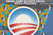 Obama's speech takes over Facebook