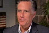 Romney tries to fake his way out of...
