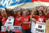 Teachers continue strike in Chicago