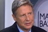 Gary Johnson may threaten Romney's swing...