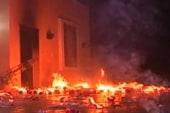 Likelihood of terror attack in Libya...