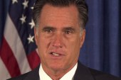Romney exploiting tragedy for political...
