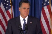 Republicans fall in line with Romney attacks
