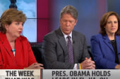 Polls: Obama holds leads in Fla., Va., and...