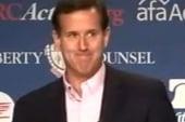 Santorum: 'elite smart people' will never...
