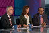 Panel: Will foreign policy dominate 2012?