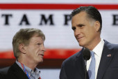 Panel: Rifts in the Romney campaign