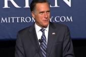 Romney digs deeper over hidden video comments