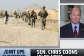 Sen. Coons: 'Extremely troubling' joint...