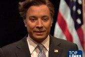 Top Lines: Fallon, Colbert, Romney, Ryan...
