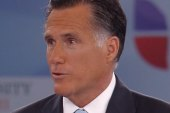 Romney confronted on '47 percent' in...