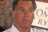 Is Romney too far gone to come back for...
