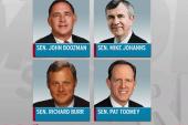 Senators Boozman, Johanns, Burr, and...