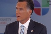 Obama hits Romney on 47% while Republicans...
