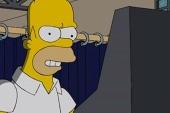 Homer Simpson rewrites Republicans