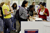Bloated ballots latest tactic in GOP war...