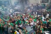 Caught on Camera: Crowd Control