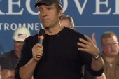 Did 'Dirty Jobs' host Mike Rowe endorse...