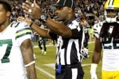 NFL refs returns to the field