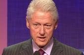 Bill Clinton, president of France?