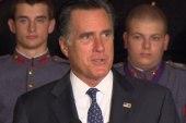 Romney camp playing lame debate...