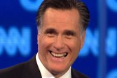 Romney ready with debate zingers but what...