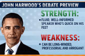 Which candidate will fare better in the...
