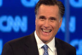Mitt Romney learns to be likable