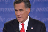 CBS poll: Romney won
