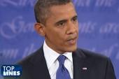Top Lines: Colbert, Romney, Hannity,...