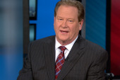 Ed Schultz: Left very emotional today