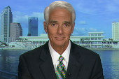 Gov. Crist: Romney tried to take over debate