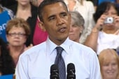 Jobs report a game-changer for Obama?