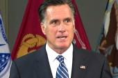 Romney's sprint from Romney
