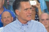 Romney goes all in as a moderate